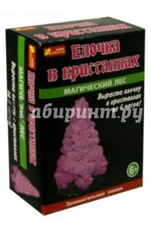 Елочка в кристаллах (12138005р) фисташковое дерево семена на украине