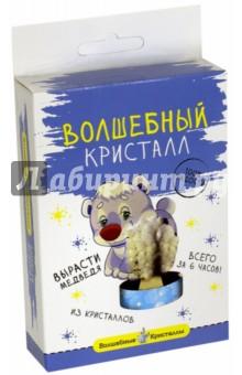 Мишка белый (cd-127) bumbaram