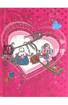 Записная книжка Настроение (80 листов, А6) (38877-20) феникс записная книжка ноутбук фламинго 80 листов