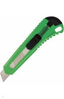 Нож универсальный 18мм цв.корп. ассорти 230917 Brauberg