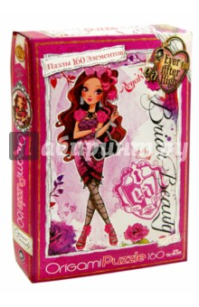 Пазл Ever After High, Briar Beauty. 160 элементов (00659) ever after high пазл 500a чем 00676