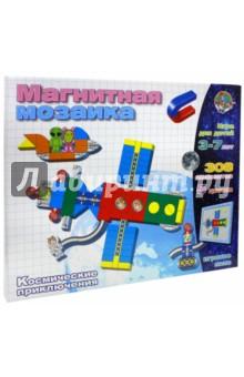Магнитная мозаика-конструктор Космические приключения (01532)