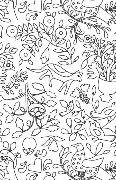 Иллюстрация 9 из 84 для Кототерапия. Мини-раскраска-антистресс для творчества   Лабиринт - книги. Источник: Лабиринт