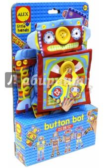 """Развивающая игрушка """"Робот Пуговка"""" (1496R) ALEX"""