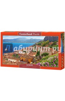 Puzzle-4000 Греция (С-400140) монитор за 4000 рублей
