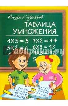 Усачев Андрей Алексеевич » Таблица умножения