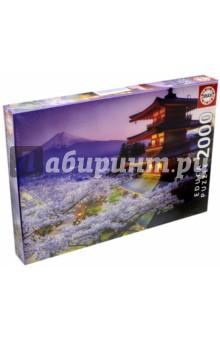 Купить Пазл-2000 Гора Фудзи, Япония (16775), Educa, Пазлы (2000 элементов и более)