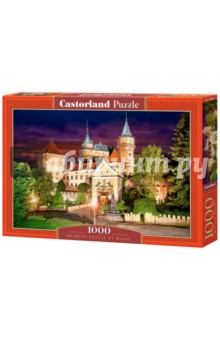 Puzzle-1000 Замок ночью (C-103393) puzzle 1000 замок simon mardsen 29563