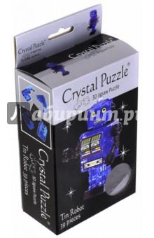3D головоломка Робот cиний (90351) 3d головоломка лебедь черный