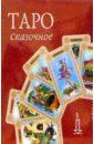 цена на Таро сказочное (колода карт + книга в футляре)