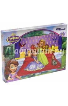 Step-Puzzle-160 Disney. Принцесса София (94044) пазл step puzzle принцесса софия disney 35 элементов