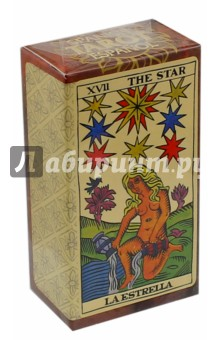 Таро Испанское = Spanish Tarot (на английском языке) ciro marchetti tarot of dreams таро снов набор 83 карты с книгой на английском языке