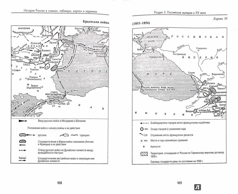 История россии в таблицах схемах и картах фото 656