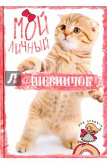 Мой личный дневничок Рыжий котик глушкова н ред о любви дневничок мой дневничок