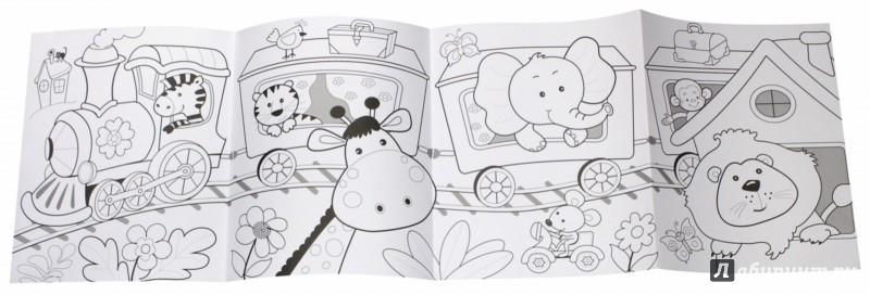 Иллюстрация 1 из 18 для Маленький паровозик | Лабиринт - книги. Источник: Лабиринт
