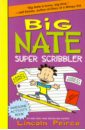 Фото - Peirce Lincoln Big Nate Super Scribbler puzzle crazy a school s getaway crossword fun vol 2 crossword puzzles for kids