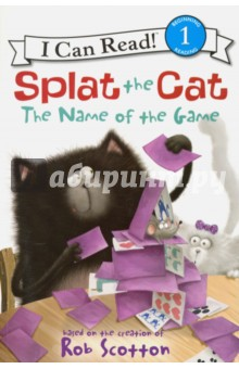 Splat the Cat. The Name of the Game. Level 1 the eyes of the cat