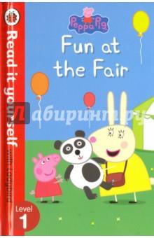Fun at the Fair alfie gets in first