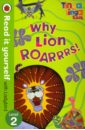 Tinga Tinga Tales. Why Lion Roars