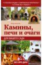 Алексеев Игорь Андреевич Камины, печи и очаги для вашего сада