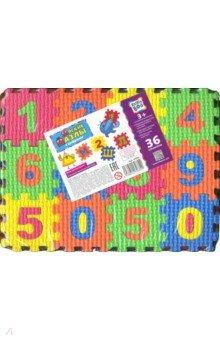 Купить Пазлы с цифрами (36 элементов) (62682), KriBly Boo, Пазлы (12-50 элементов)