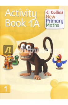 Collins New Primary Maths - Activity Book 1A big maths activity book