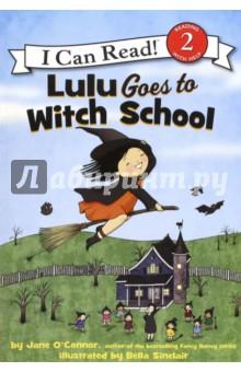 Lulu Goes to Witch School (Level 2) sh 2 50hz magnetic blender hot plate stirrer dual control machine stir 1 inch stir bar c3 liquid mixing 220v