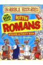Deary Terry Horrible Histories Sticker Activity: Rotten Romans histories