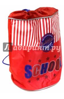 Мешок для спортивной формы и обуви Пора в школу (39399-12) феникс мешок для обуви пора в школу