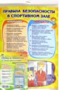 Комплект плакатов Правила поведения на уроках физкультуры. ФГОС комплект плакатов правила дорожной и пожарной безопасности фгос
