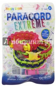 "Paracord Extreme. Happy Loom. Набор для плетения 2-х браслетов ""Неон"" (01811)"