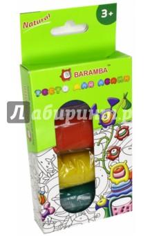 Тесто-пластилин для лепки, 4 цвета (BB4100) Jovi