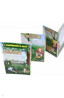 Природоохранные навыки поведения в природных условиях с ребенком в лесу. Ширма с информацией. ФГОС