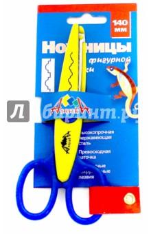 """Ножницы """"Хижина"""" (14 см, фигурные лезвия) (С2249-01)"""
