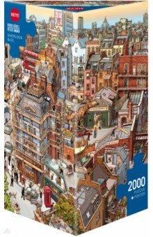 Купить Puzzle-2000 Шерлок Холмс (29753), Heye, Пазлы (2000 элементов и более)