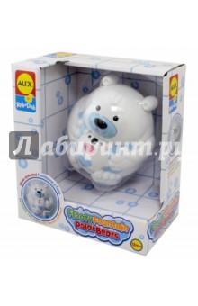 Игрушка для ванны Полярный медвежонок (841B) игрушки для ванны alex ферма