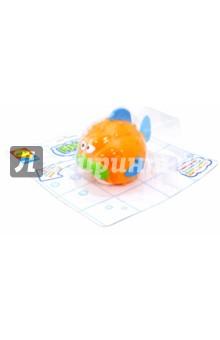 Игрушка для ванны Рыба-еж, плавающая (850W) alex игрушки для ванны 3 цветные лодочки
