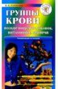 Соловьева Вера Андреевна Группы крови. Подбор пищевых добавок, витаминов, приправ