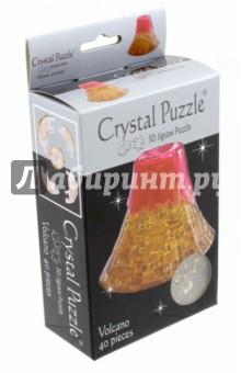 3D головоломка Вулкан (90149) 3d головоломка crystal puzzle эйфелева башня 91107