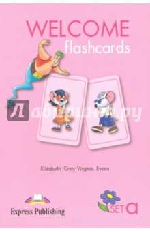 Welcome Starter. Flashcards. Set a welcome starter a class cd для занятий в классе cd