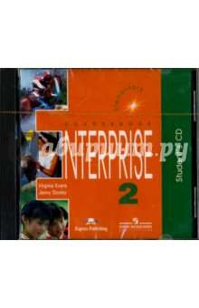 Enterprise 2. Elementary. Student's CD global elementary coursebook with eworkbook pack