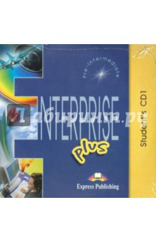 Enterprise Plus. Pre-Intermediate. Student's Audio (2CD) enterprise plus grammar book pre intermediate