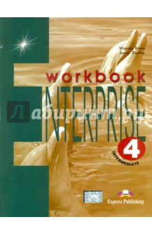 Enterprise 4. Workbook. Intermediate. Рабочая тетрадь just right intermediate workbook no key