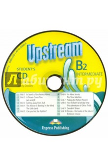 CD Upstream Intermediate B2. Student's CD (для работы дома) cd upstream upper intermed b2 student s cd 2 для работы дома
