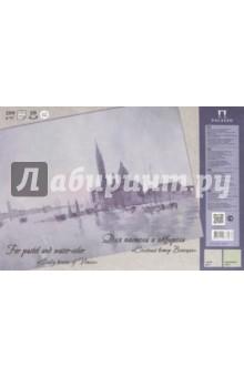 Планшет для пастели и акварели Соленый ветер Венеции (20 листов, А4, тонированная) (ПЛ-6433) бумага для пастели 20 листов а3 4 089