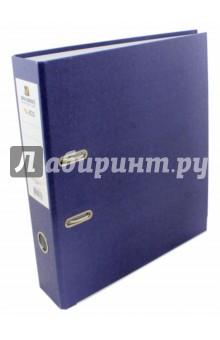 Папка-регистратор ECO 80 мм синяя (221396)