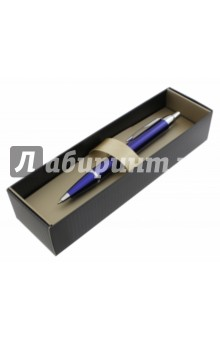 Ручка шариковая M BLUE CT, синяя (S0856460)