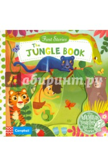 Jungle Book (board book) the jungle book mowgli s story