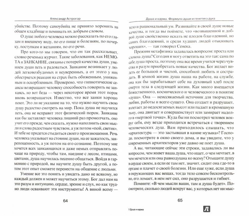 Иллюстрация 1 из 32 для Душа и карма. Формула души и генетика духа - Александр Астрогор   Лабиринт - книги. Источник: Лабиринт