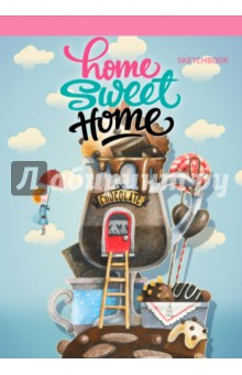 Блокнот Home sweet home! Chocolate, А5 home home k4059